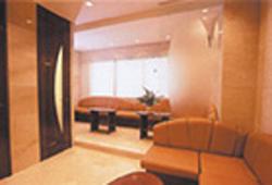 共立美容外科の待合室