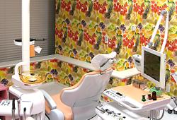 高須クリニック治療スペース